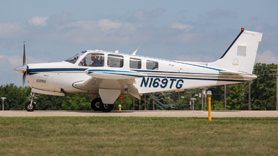 N169TG - Beechcraft A36 Bonanza - Private
