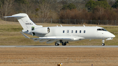 N350EJ - Bombardier BD-100-1A10 Challenger 300 - Private
