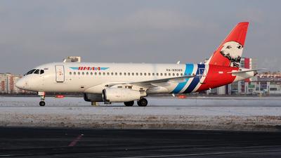 RA-89089 - Sukhoi Superjet 100-95LR - Yamal Airlines
