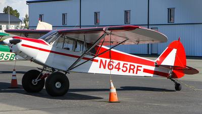 N645RF - Piper PA-18-150 Super Cub - Private