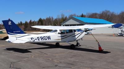 C-FRGW - Cessna 172I Skyhawk - Private