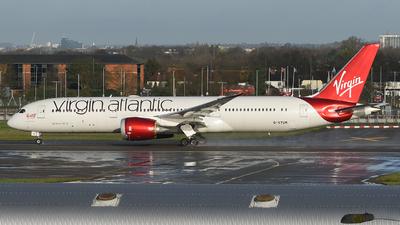 A picture of GVYUM - Boeing 7879 Dreamliner - Virgin Atlantic - © MilanWitham