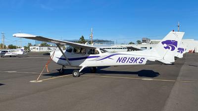 N819KS - Cessna 172R Skyhawk - Kansas State University
