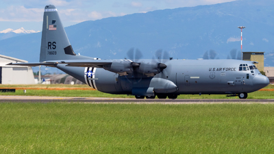 07-8609 - Lockheed Martin C-130J-30 Hercules - United States - US Air Force (USAF)