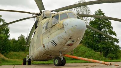 54 - Mil Mi-26T Halo - Belarus - Air Force