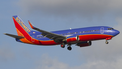 N395SW - Boeing 737-3H4 - Southwest Airlines