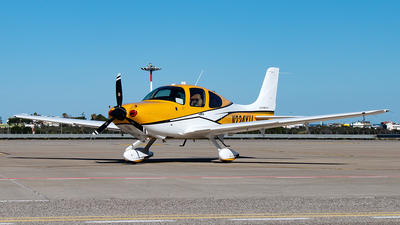 N224YU - Cirrus SR22-GTS Carbon - Private