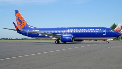 A picture of TCJGN - Boeing 7378F2 - [34412] - © Hanys