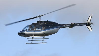 A picture of FBXPF - Bell 206 B - [306] - © Dominique