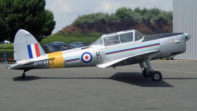 G-BBMR - De Havilland Canada Chipmunk T.10 - Private