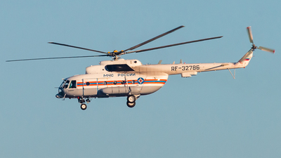 RA-32786 - Mil Mi-8MTV-1 Hip - Russia - Ministry for Emergency Situations (MChS)