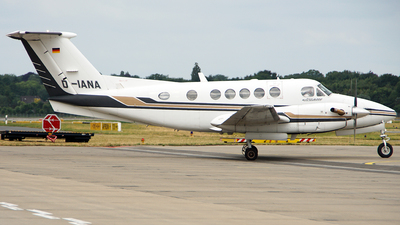 A picture of DIANA - Beech B200 Super King Air -  - © Marius Hoepner