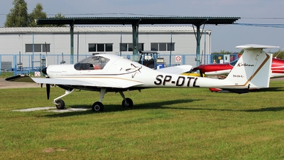 SP-DTL - Diamond DA-20-C1 Katana - Aero Club - Lodzki