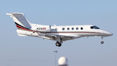 N316QS - Embraer 505 Phenom 300 - NetJets Aviation