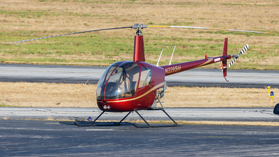 N228SH - Robinson R22 Beta - Private