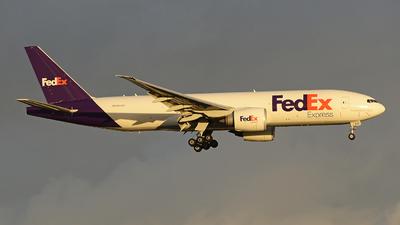 N852FD - Boeing 777-FS2 - FedEx