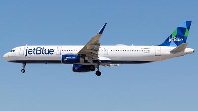 N989JT - Airbus A321-231 - jetBlue Airways