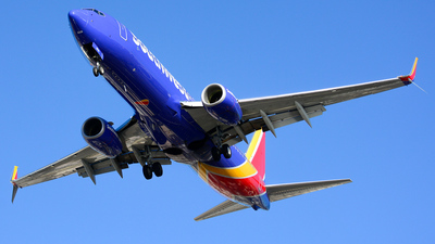 N8510E - Boeing 737-8H4 - Southwest Airlines