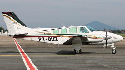 PT-OUZ - Beechcraft 58 Baron - Private