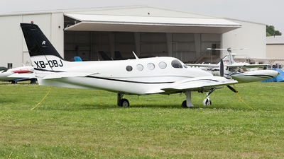 XB-OBJ - Cessna 340A - Private