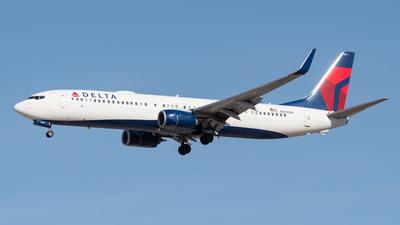 N814DN - Boeing 737-932ER - Delta Air Lines