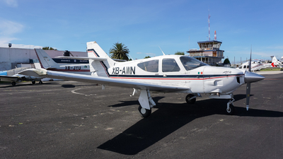 XB-AWN - Rockwell Commander 112TC - Private