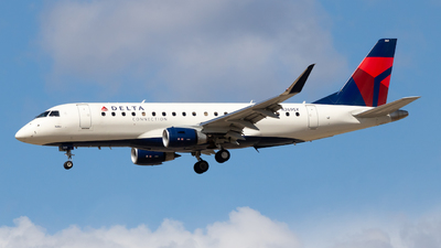 A picture of N269SY - Embraer E175LR - Delta Air Lines - © Sean Asay