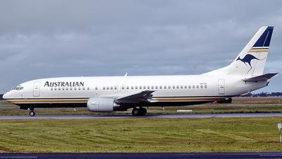 VH-TJL - Boeing 737-476 - Australian Airlines