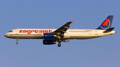 TC-ONJ - Airbus A321-131 - Zagrosjet