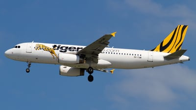 9V-TAM - Airbus A320-232 - Tiger Airways