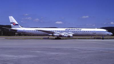 EC-CCG - Douglas DC-8-61(CF) - Spantax