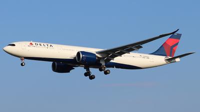N407DX - Airbus A330-941 - Delta Air Lines