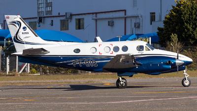 PT-DIQ - Beechcraft B90 King Air - RIMA Táxi Aéreo