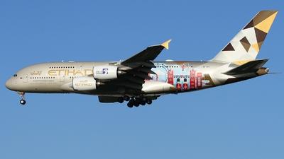 A6-APC - Airbus A380-861 - Etihad Airways