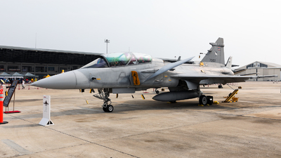 KH20K-2/54 - Saab JAS-39D Gripen - Thailand - Royal Thai Air Force
