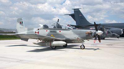 ANX-1313 - Raytheon T-6C Texan II - Mexico - Navy