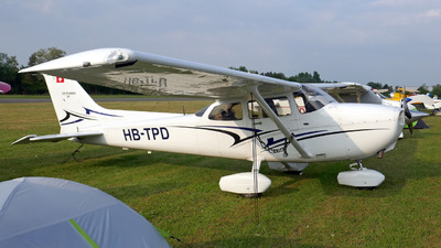 HB-TPD - Cessna 172 Skyhawk - Private