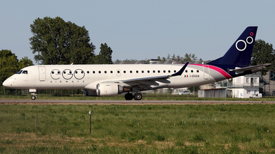 A picture of IEGOA - Embraer E190AR - EGO Airways - © Tombarelli Alessandro