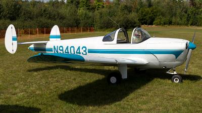 N94043 - Erco Ercoupe 415C - Private