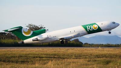 PR-IOD - Boeing 727-264(Adv)(F) - Rio Linhas Aéreas