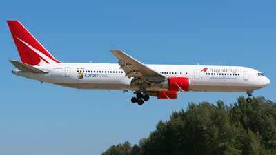 VP-BLC - Boeing 767-3Q8(ER) - Royal Flight