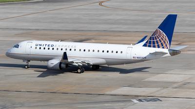 A picture of N83329 - Embraer E175LR - United Airlines - © Felipe García