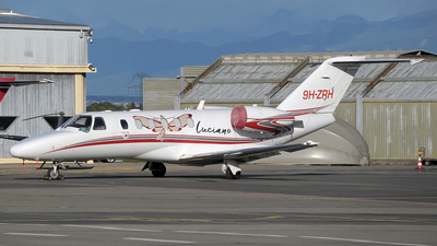 9H-ZRH - Cessna 525 Citation CJ2 - Private