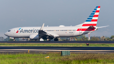 A picture of N809NN - Boeing 737823 - American Airlines - © Cristian Quijano