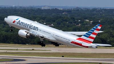 N750AN - Boeing 777-223(ER) - American Airlines