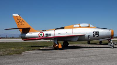 MM53-6591 - Republic F-84F Thunderstreak - Italy - Air Force