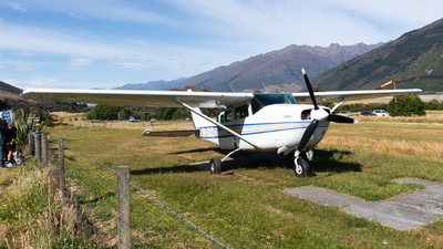 ZK-DXZ - Cessna U206F Stationair - Southern Alps Air