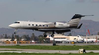 N348RS - Gulfstream G450 - Clay Lacy Aviation