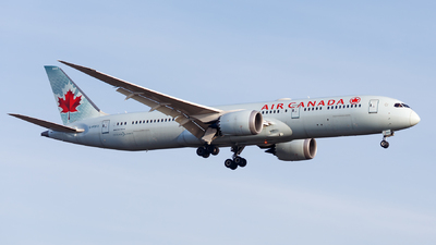 A picture of CFGFZ - Boeing 7879 Dreamliner - Air Canada - © TJDarmstadt