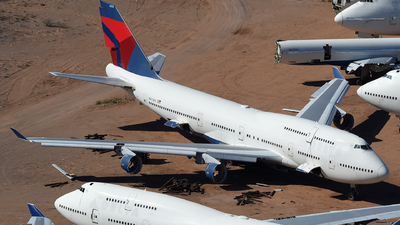 N673US - Boeing 747-451 - Untitled